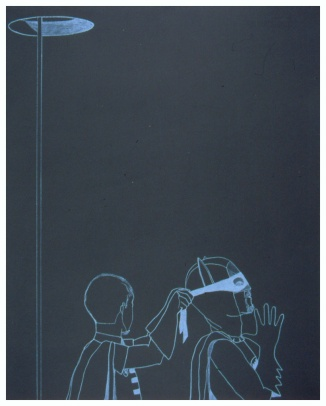 "lithograph, 22"" X 30"""