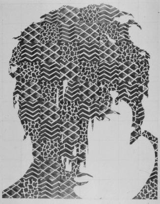 """graphite, 16"""" X 20"""""""